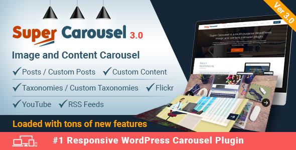 14+ Best Responsive WordPress Carousel Plugins 2019