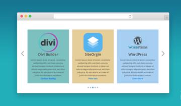 Content Carousel in WordPress