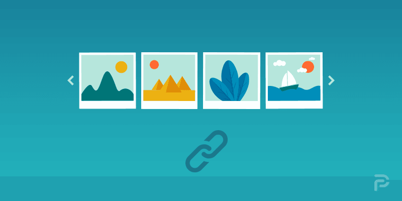 Image Carousel with Link