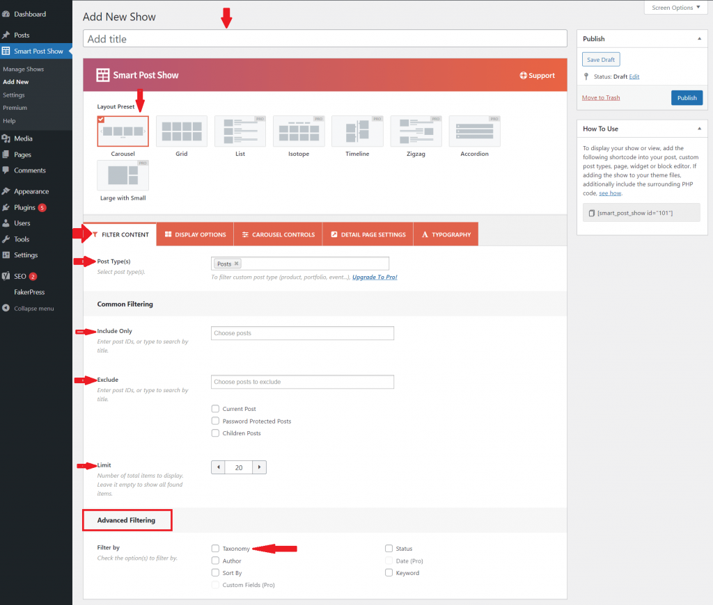 How to Show Posts from a Specific Category in WordPress