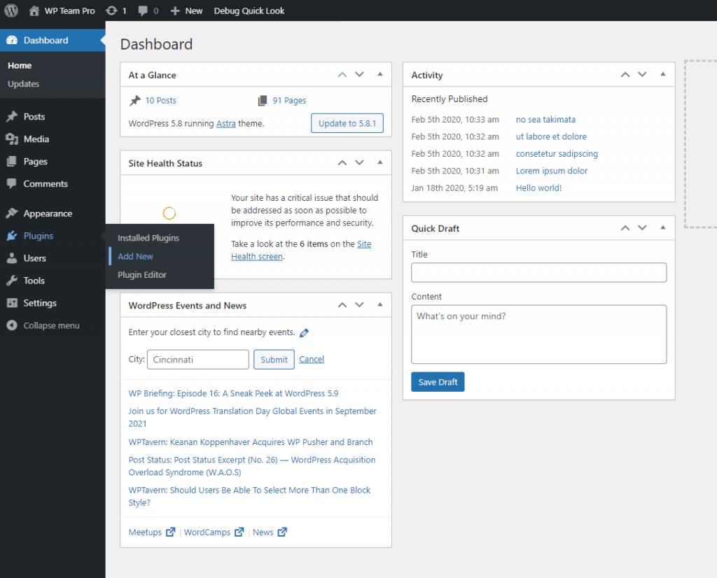 How to Show Testimonials in WordPress team members in wordpress